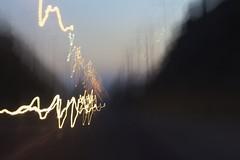 Drive (MarcoBeghi) Tags: road longexposure summer abstract canon drive movement dusk greece shake rodos rhodes minimalist lighttrail 650d