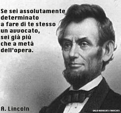 Abraham Lincoln (SALA AVVOCATI) Tags: lincoln law lawyers legge frascati lawyer saf citazione avvocato aforisma avvocati salaavvocati vitaforense legalgeek