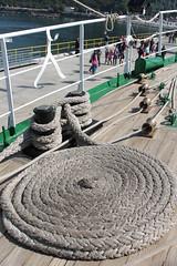 Cuerdas (Andrea Padz) Tags: ecuador escuela naval velas base buque 2014 talcahuano guayas