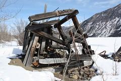 Conrad, Yukon (Beard&Glasses) Tags: canada abandoned canon rebel mine industrial north mining yukon ghosttown conrad carcross xsi yt 2014 northof60 tagishlake windyarm explorecanada exploreyukon