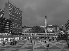 Sergels Torg - Stockholm (alopezca37) Tags: stockholm sergelstorg