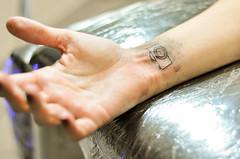 little camera tattoo on wrist 2 (tattoos_addict) Tags: camera 2 tattoo little wrist startattoo