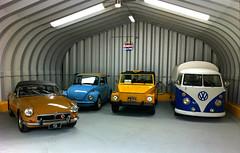 Steel Car Garage