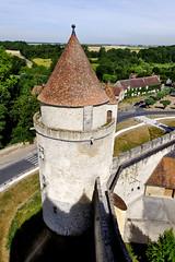 Tour des Gardes (Ombre&Lumiere) Tags: ledefrance fortifications tours chteau remparts patrimoine seineetmarne xiiie blandylestours chteaufortmdival
