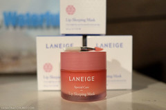 LANEIGE LIP SLEEPING MASK (tironasarah) Tags: laneige sleepingpack