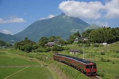 Class DC185 (Masho_443) Tags: japan train jr oita kyushu jnr classdc185