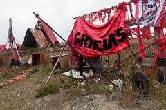 Straenrandschrein fr Gauchito Gil, Patagonien, Argentinien (anschieber   niadahoam.de) Tags: 2015 rituale shrineshrine 201501 argentinaargentinien patagoniapatagonien southamericasdamerika