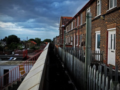 Urban View. (Explored) (Paul Hillman. Catching up.) Tags: england urban town kent gillingham twydall