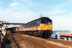 "47832 ""Tamar"" (Sparegang) Tags: 47832 class47 478 brushtype4 sulzer greatwesterntrains intercity dawlish 47031 474 1999"