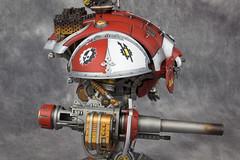 Knight Errant 09 (Celsork) Tags: war lord 40k walker warhammer knight 30k errant mechanicus taranis mechanicum