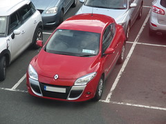 2011 Renault Megane (david'spics :)) Tags: 2011 renault megane car cars red redcars ireland