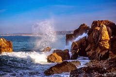 Splash (Yako36) Tags: portugal peniche baleal sea mar seascape landscape nature natureza sony18553556oss sonynex5n