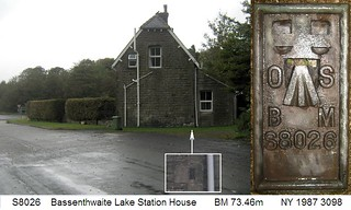S8026 - Bassenthwaite Lake Station House