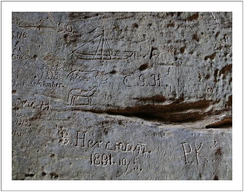 Waren die alten Ägypter im Elbsandstein?