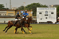 Polo. Lagos, Nigeria