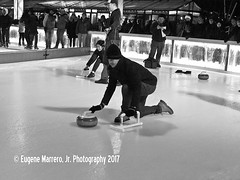 New York CIty (Themarrero) Tags: winterfestival bankofamericawinterfestival bryantpark bryantparkwintercarnival curling nyc newyork newyorkcity newyorkcitydepartmentofparks olympuse5