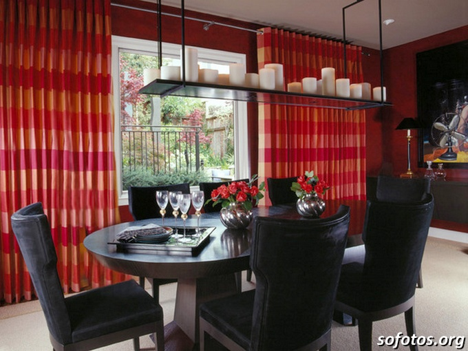 Salas de jantar decoradas (53)