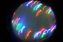 (GotikAngel) Tags: light lightpainting color painting paint lumire couleur multicolor guirlande nigh tnuit
