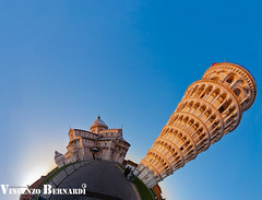 Pisa, Piazza dei miracoli (.Thomas_) Tags: city travel light sky urban italy white holiday building tower art history tourism church architecture square italian colorful europe arch view cathedral roman miracle famous culture landmark tourist medieval historic pisa tuscany dome