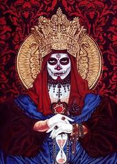 Santissima+Muerte