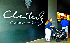 1--Chihuly museum entrance (hpwiggy) Tags: glassworks dalechihuly seattlecenter seattlewashington chihulygardenandglass