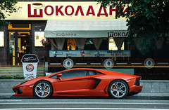 (AP l Photography) Tags: cars car photography russia moscow sony ap 700 lamborghini supercar supercars 2013 7004 a850 aventador lp700 lp7004