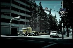 436_postprocess19 (UbiMaXx) Tags: street urban car yellow truck la losangeles interesting nikon downtown dtla maxx photomaster d700 ubimaxx