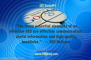 SEO Quote-SEO Refugee