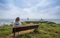 My magic lonely World (Eduardo Regueiro) Tags: espaa paisajes lighthouse beach myself faro corua paz galicia amanecer soledad lugo tranquilidad ribadeo d600 baliza islapancha