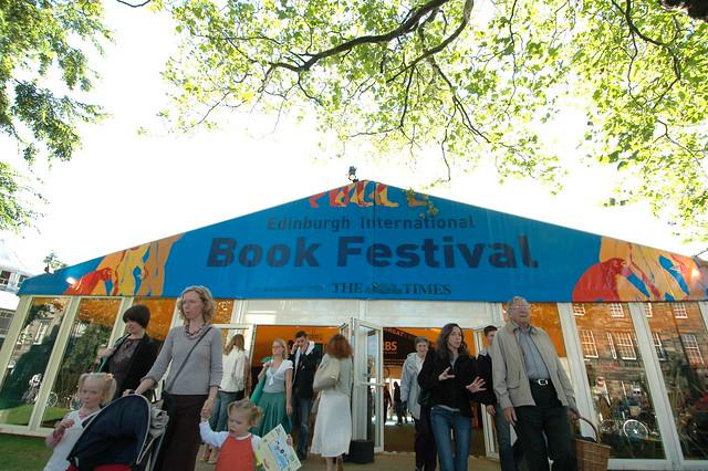 Book Festival entrance 2007