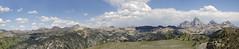 Scenic Idaho (AnitaBurke1) Tags: panorama mountains clouds landscape scenic idaho nationalforest rockymountains grandtetons targhee platetectonics mountainrange tetonvalley jedediahsmithwilderness d5100 anitaburke