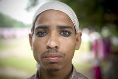 People of Chandigarh (Shubh M Singh) Tags: boy portrait people india festival eyes nikon focus bokeh muslim eid mosque u sector 24 28 20 70 fitr chandigarh kohl d600