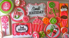 v305 (hayleycakesandcookies) Tags: logo cookie shine personal bakery rise