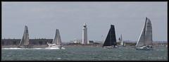 Rolex Fastnet Race 2013 (leightonian) Tags: uk island boat sailing unitedkingdom yacht isleofwight solent gb yarmouth isle wight iow fortvictoria fastnetrace nryarmouth rolexfastnetrace