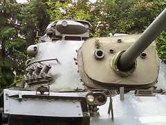 "M48 Patton (3) • <a style=""font-size:0.8em;"" href=""http://www.flickr.com/photos/81723459@N04/9663117039/"" target=""_blank"">View on Flickr</a>"