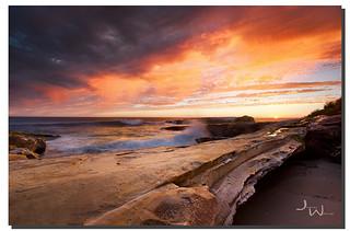 Light Rain, Santa Cruz, CA