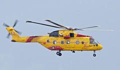 RCAF CH-149 (flyvertosset) Tags: cormorant rcaf yellowaircraft flyvertosset agustawestlandch149