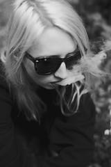 (Lauren Beck) Tags: newyorkcity newyork model centralpark smoke laurenbeck laurenbeckphotography