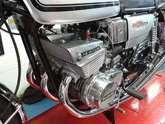 My Suzuki GT380 (Rickster G) Tags: two classic vintage stroke add 70s suzuki gt sales brochure triple rare 1976 250 380 tripple stroker ramair 2stroke gt380 twinshock vjm stroker550