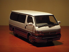 2001 Toyota Hiace Super GL 1:24 Diecast by DISM Aoshima (PaulBusuego) Tags: door 2001 3 scale car wheel japan by wagon asian toy japanese drive miniature model cabin long nissan view rear grand super 124 toyota vehicle commuter passenger caravan van sliding custom purpose base premium mitsubishi multi jdm minibus mpv gl granvia foton diecast jinbei delica hiace h100 rwd lwb grandia liteace haise urvan dism regiusace aoshim