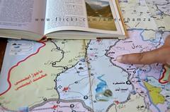 Besham, Karakoram Highway, Pakistan (Ameer Hamza) Tags: book finger maps mapping northernpakistan adeel mappakistan 2013 besham northernareasofpakistan ameerhamzaadhia ameerhamzatravels ameerhamzaphotography northernareaofpakistanmap