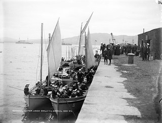 Sailors of HMS King Edward VII…