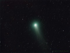 C/2013 R1 Lovejoy (Mickut) Tags: comet lrgb Astrometrydotnet:status=solved komakallio sxvrh18 Astrometrydotnet:id=nova144308