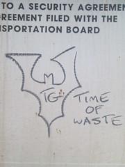 TEXICAN GOTHIC (Railroad Rat) Tags: railroad art train graffiti fb tx gothic freight tg moniker texican