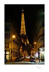 Tour d'Eiffel @ Night Winter Solstice 2013 (heritagefutures) Tags: winter paris france tower night french lights licht tour eiffel illuminated solstice turm deiffel parisien 2013