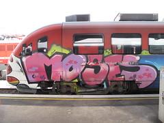 Ljubljana train graffiti (duncan) Tags: graffiti moses slovenia ljubljana