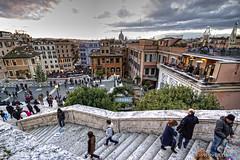 "Scalinata Trinità dei Monti • <a style=""font-size:0.8em;"" href=""http://www.flickr.com/photos/89679026@N00/11613253584/"" target=""_blank"">View on Flickr</a>"