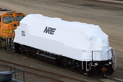 NRE Export at Argentine (Jeff Carlson_82) Tags: railroad train railway kansascity saudi arabia kansas locomotive railfan bnsf export 2064 nre sd50 nrex nationalrailwayequipment argentineyard
