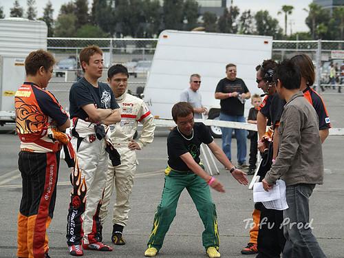 D1 Grand Prix USA Professional Drift Round 1
