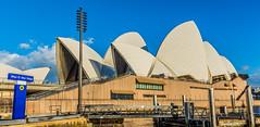Opera House (Ashkan S) Tags: house opera harbour sydney australia operahouse